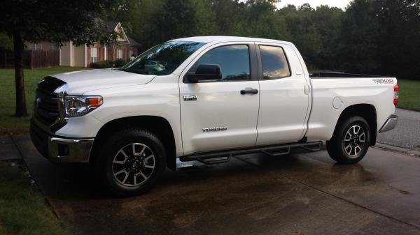 Showcase cover image for BamaSty's 2014 Toyota Tundra 5.7L 4x4