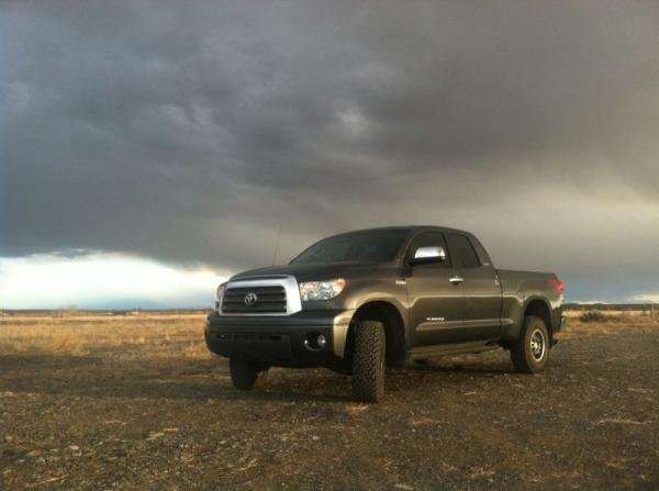 Showcase cover image for curtyj23's 2007 Toyota Tundra