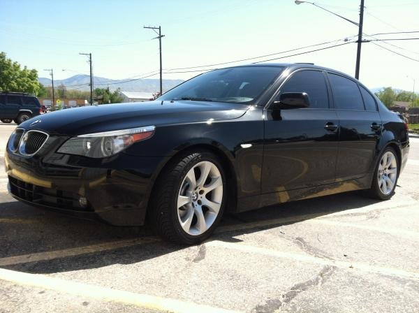 Showcase cover image for jdbossman's 2007 BMW 550i