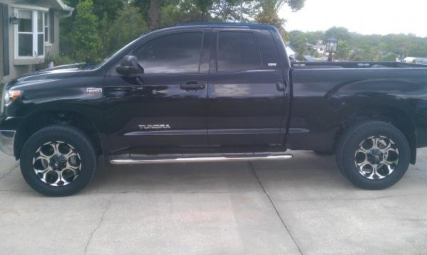 Showcase cover image for Midnightrider's 2012 Toyota Tundra Dc
