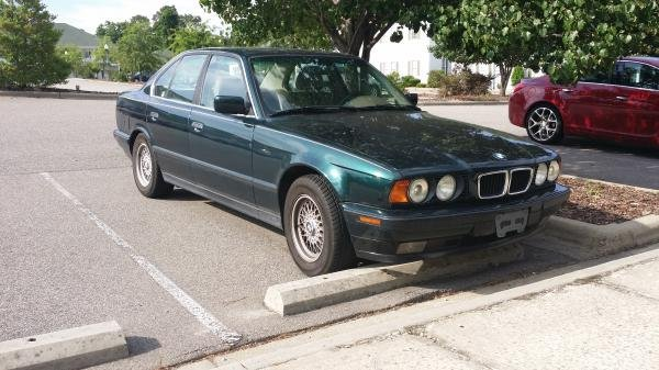 Showcase cover image for mikesoul's 1994 BMW 530I 3.0L V8