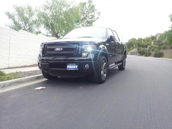 Showcase cover image for Nitroracer's 2013 Ford F150 Ecoboost