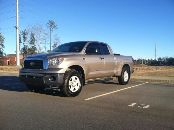 Showcase cover image for parker44's 2008 Toyota Tundra Double Cab