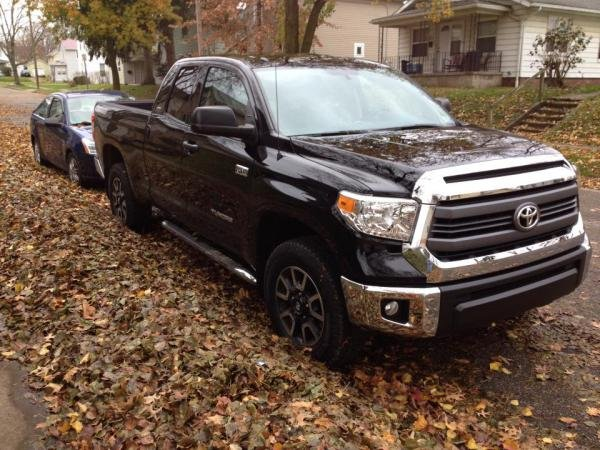 Showcase cover image for RC513's 2014 Toyota Tundra (Gone)