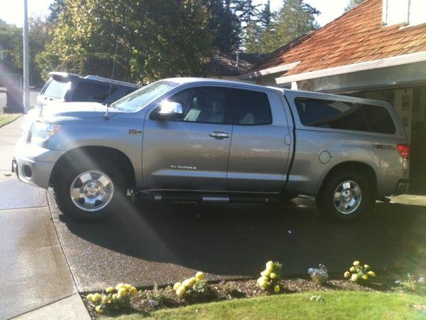 Rich King's 2010 Toyota Double Cab Limited