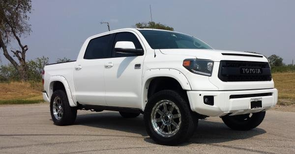 Showcase cover image for StevenD's 2015 Toyota Tundra 1794 Edition
