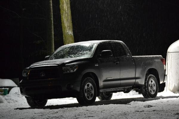 Showcase cover image for Tundra TRD
