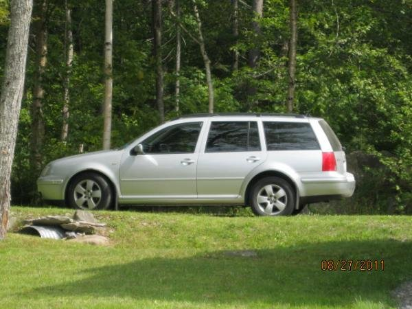 Showcase cover image for Wander's 2003 VW Jetta Wagon TDI
