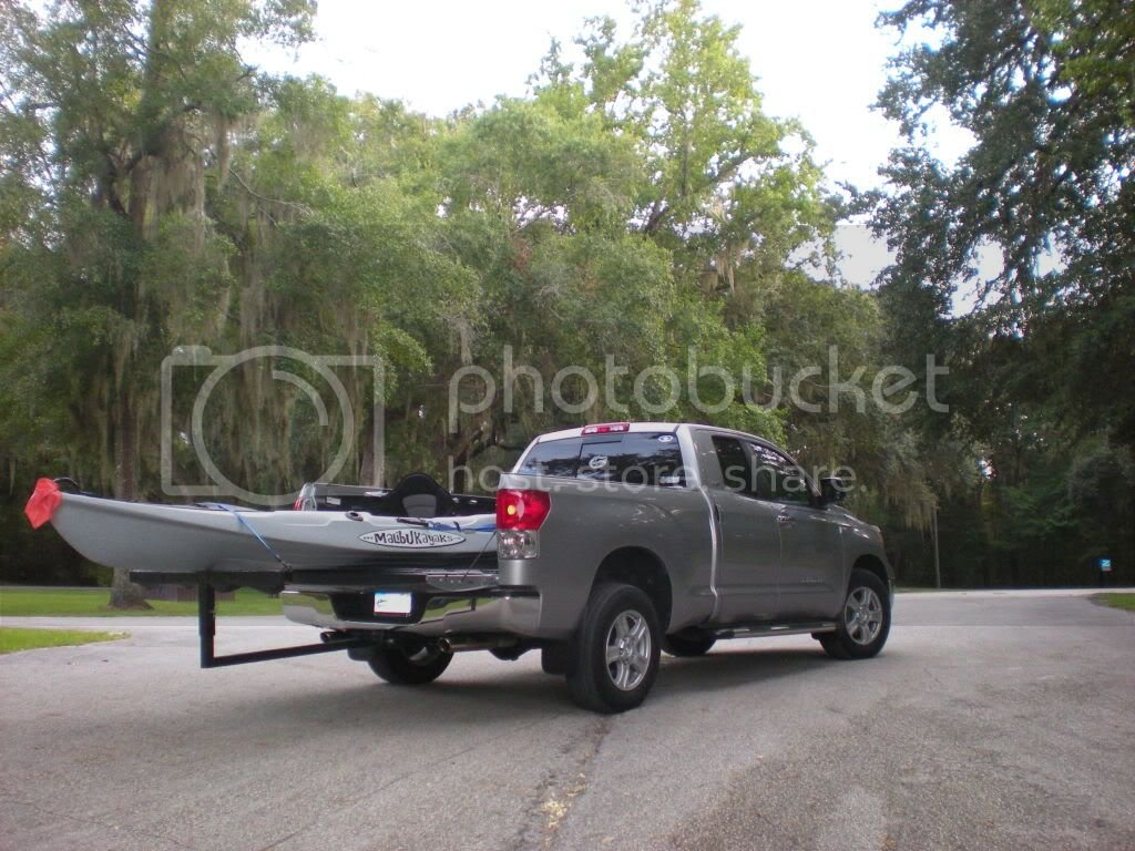 Best Way To Carry Kayaks Page 2 Toyota Tundra