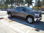 cinch's 2011 Toyota Tundra double cab